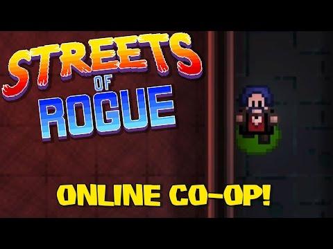 Streets of Rogue Coop Online - Vamping [Streets of Rogue Coop Gameplay]