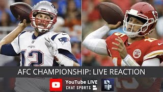 NFC & AFC Championship Live Stream Watch Party - 2019 NFL Playoffs With Tom Downey & Mitchell Renz
