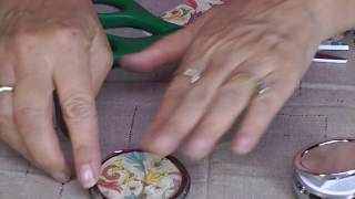 Creating Compact Mirrors & Pillboxes Tutorial