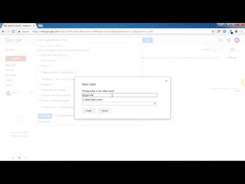 How to Whitelist Email Address or Domain on Gmail