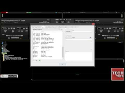 Make dj control air work with virtual DJ 7 + MAPPERS!!!