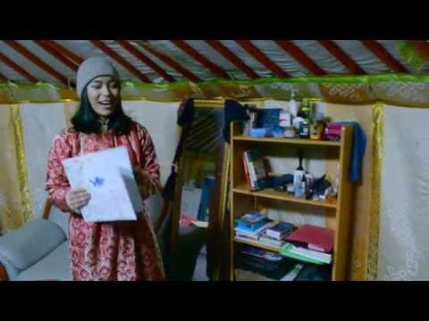 Peace Corps Cribs | Mongolian Ger