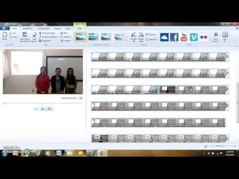 Tutorial Menggabungkan Video dengan Movie Maker
