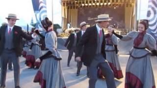 Danse traditionnelle québécoise Ensemble Folklorique Mackinaw
