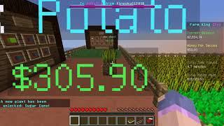 КОРОЛЬ ФЕРМЫ В МАЙНКРАФТЕ! Minecraft Farm King