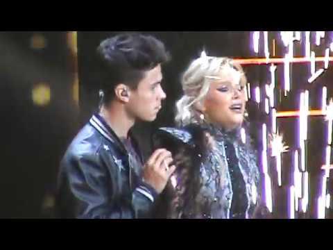 Catch Me If You Can - BESO SIMBAR - Soy Luna en Vivo en el Luna Park - Despedida 18/11/2018
