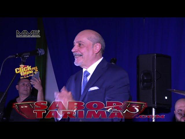 Ray D' La Paz Canta: Mentirosa & Estar Enamorado es - En el Pre Dia Nacional de la Salsa 4/24/2021