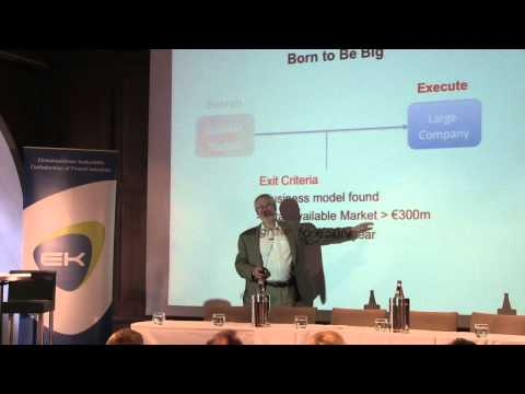 Steve Blank: How To Develop Finland To Become The Leading Startup Hub Of Europe?