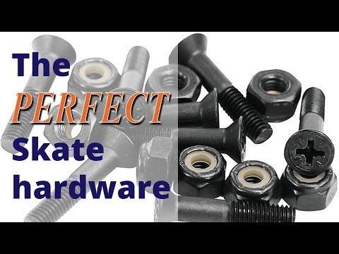 The perfect skate hardware - brand comparison