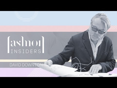 David Downton:Capturing Couture By Fashion Illustrating
