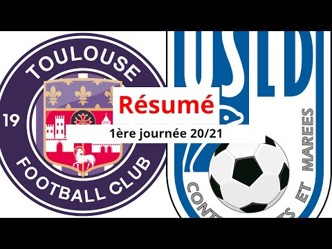 Toulouse Dunkerque Goals And Highlights