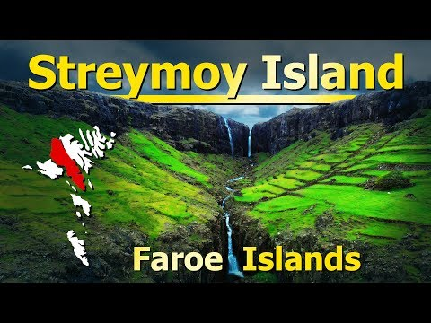Faroe Islands. Streymoy island. Best places of it