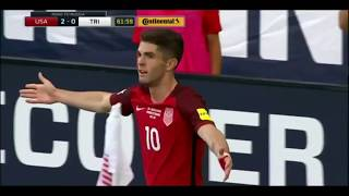 All 37 USA MNT 2018 World Cup Qualifying Goals (Failed Campaign)