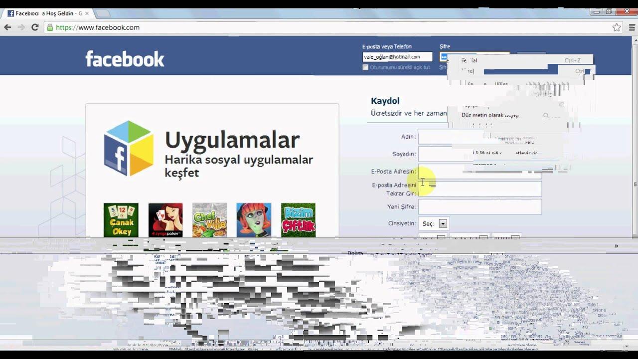 """752 yorum - """"Facebook şifre kırma yöntemleri"""""""