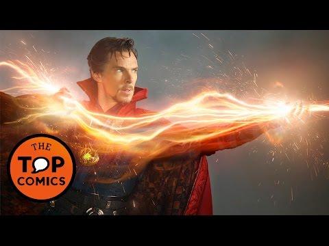¿Qué esperamos de Doctor Strange? l Análisis del Trailer