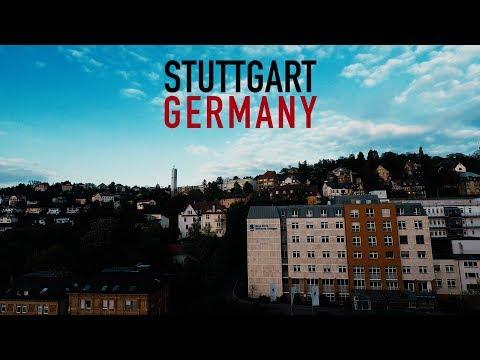 ENDING THE ROAD TRIP IN STUTTGART, GERMANY (ROAD TRIP VLOG #10)
