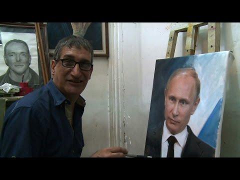 Popularity of 'Putin the Shiite' sky high in Iraq