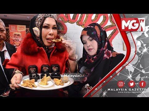 🎥 HIBURAN MGTV | Datuk Seri Vida 'SEBAK'! Beri Aishah Pilih 5 Barang Kemas Nilai RM80,000