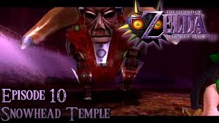 The Legend of Zelda: Majora's Mask 3D   Ep. 10: Snowhead Temple