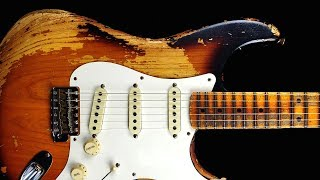 Dirty Blues Rock Guitar Backing Track Jam in D Minor