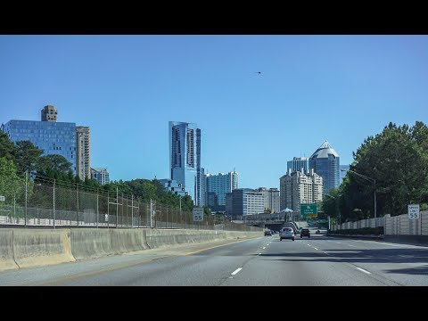 17-05 Atlanta Area Sunday Drive: GA-400, I-85 & US-78