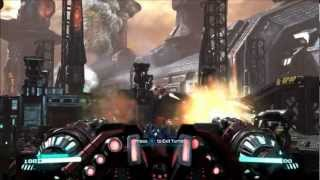 Transformers Fall of Cybertron Gameplay PC HD