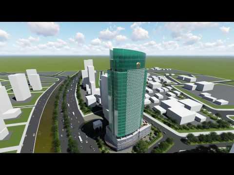 Social Security Tower Jakarta (BPJS Tower) - Perencanaan Arsitektur