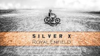 Silver X Royal Enfield   Gambit 81