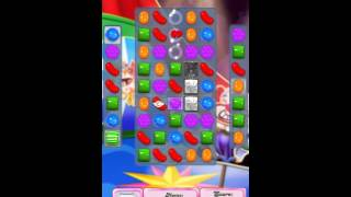 Candy Crush Saga Level 1378 Mobile Android Booster