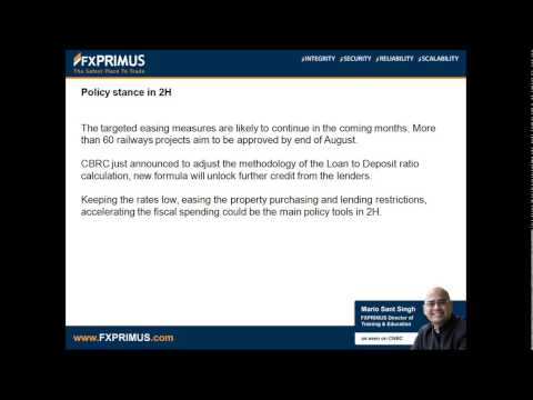 Fxprimus forex weekly market outlook - July 14 2014 (HD)