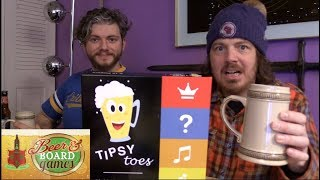 Movie Misquote Game + Tipsy Toes | Beer and Board Games
