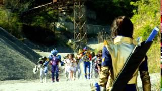 Zyuden Sentai Kyoryuger - La Película: ¡Gaburincho el musical! sub español