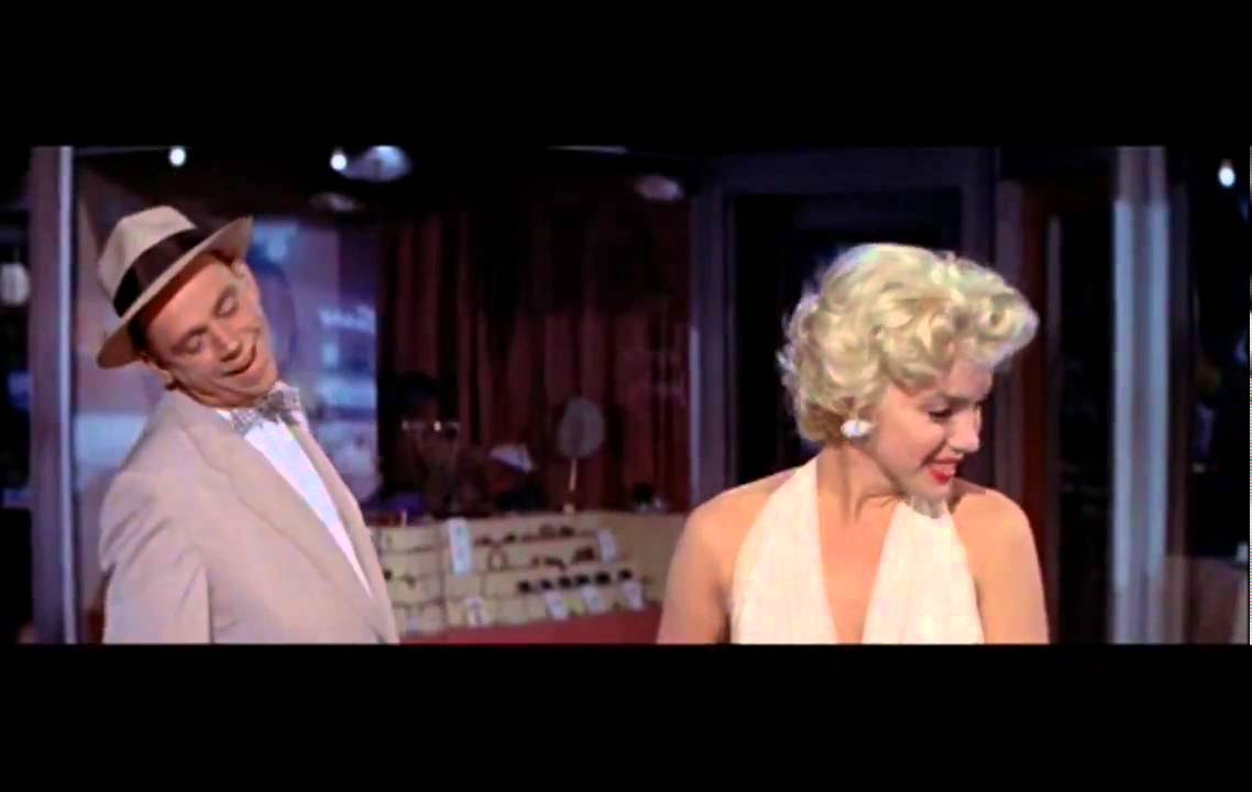 Marilyn Monroe's Subway Dress from The Seven Year Itch ...