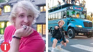 10 Things Logan Paul Owns Only The Richest Can Afford thumbnail