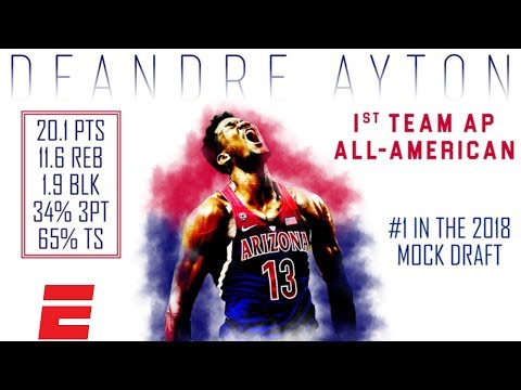 Deandre Ayton's 2018 NBA Draft Scouting Video | DraftExpress | ESPN
