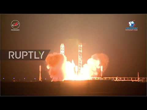 Kazakhstan: Proton-M rocket launches Spanish telecoms satellite into orbit