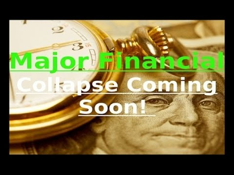 Major Financial Collapse in US & World Coming Soon! Says Economic Expert