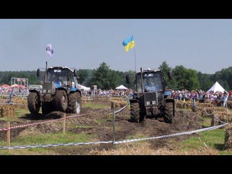 linvideozp: Тракторфест-2019, перегони тракторів МТЗ