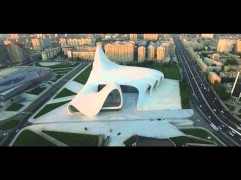 Тест драйв от Давидыча в Баку  BMW I8