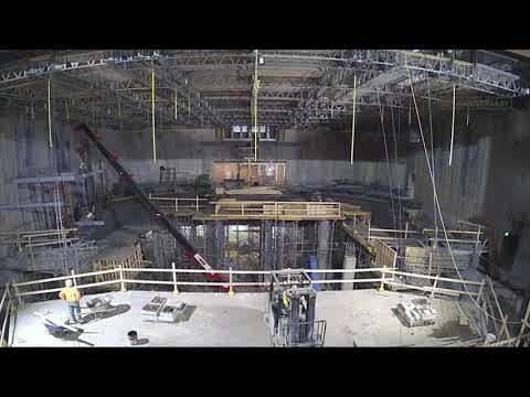 Alliance Theatre Renovation - 15 month Time-lapse