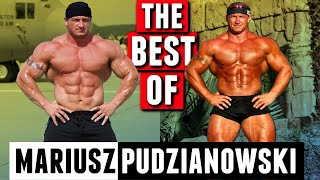 The Best of Mariusz Pudzianowski | FIVE TIME Winner of The World's Strongest Man