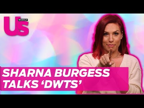 Sharna Burgess Talks News & 'Dancing With The Stars'