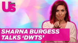 Sharna Burgess Talks News & 'Dancing With The Stars'