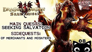 08 - Seeking Salvation, Of Merchants and Monsters - Walkthrough Dragons Dogma Dark Arisen