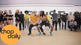 Mazi Chukz - Classy (Afro In Heels Dance Video) | Patience J Choreography | Chop Daily