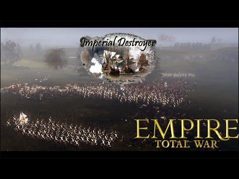 Empire Total War Mod Imperial Destroyer 5.0 Мини-обзор
