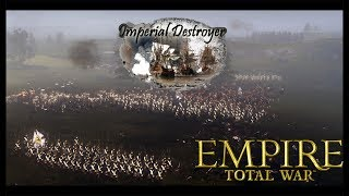 Empire Total war mod Imperial destroyer 5.0 Мини-обзор
