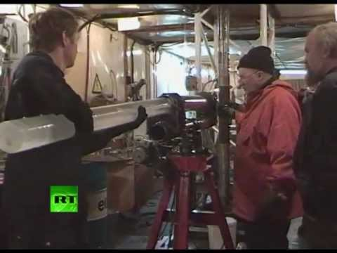 Lake Vostok exclusive: RT inside Antarctic science lab