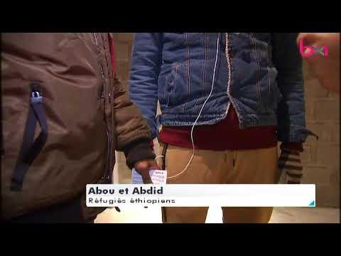 """Haren : le centre d'accueil pour migrants """"La Porte d'Ulysse"""" a ouvert ses portes"""