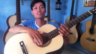 Đàn Guitar Giá Rẻ | Đàn Guitar Classic Giá Rẻ | 600k | Shop Guitar Isaac :D